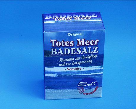 Totes Meer Badesalz - 1, 5 kg
