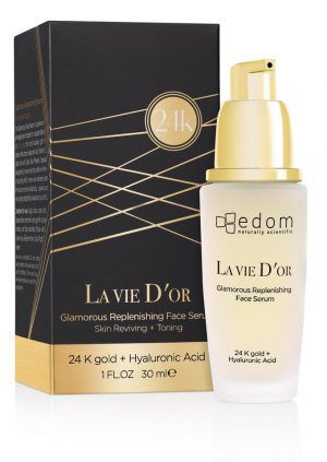LA VIE D`OR Glamorous Replenishing Gesichtsserum