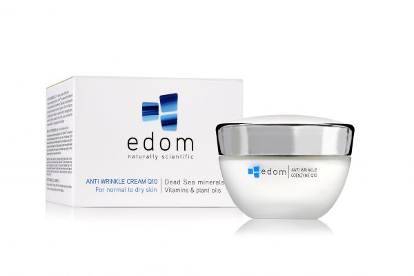 edom Anti-Faltencreme Q10