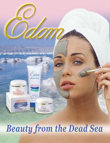 AKNE - Behandlung mit unseren edom Totes Meer Produkten