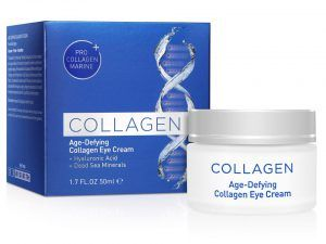 Anti-Aging, Age-Defying Collagen Augencreme